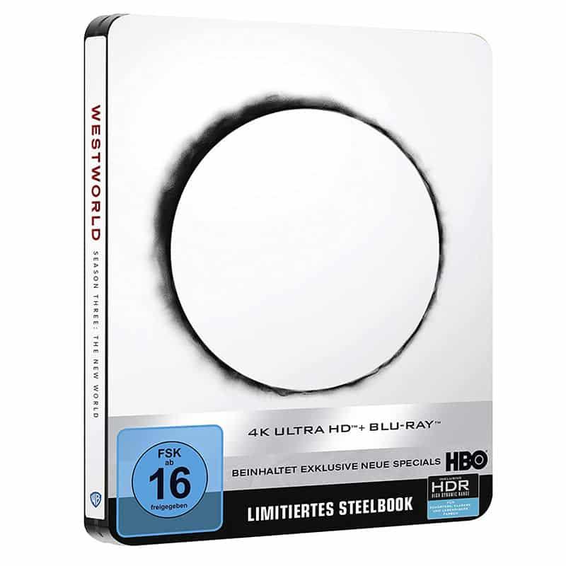 Westworld Staffel 3 im 4K Steelbook für 39,97€