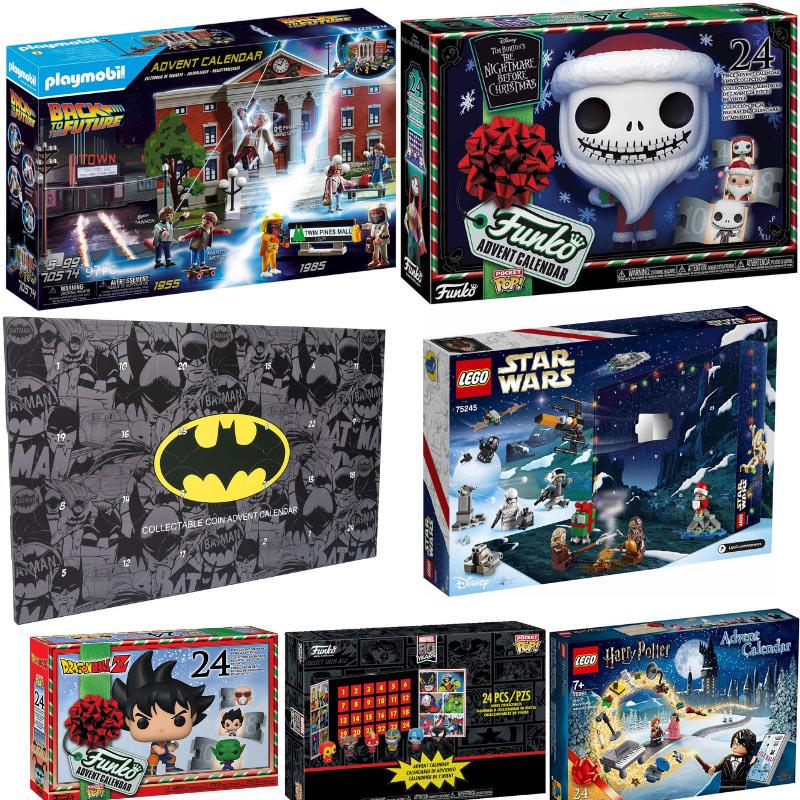 Adventskalender 2020 – Funko Pop   Playmobil   Lego   Star Wars   Marvel uvm.