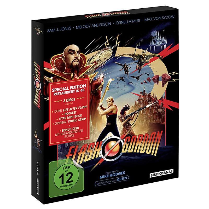 """""""Flash Gordon"""" ab 10. Dezember in einer Blu-ray Special Edition"""