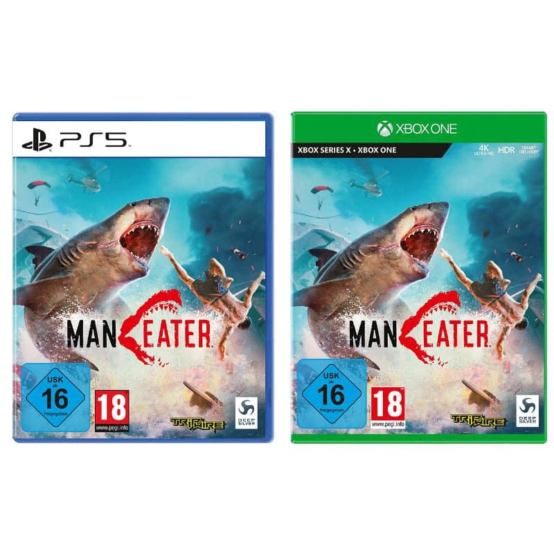 Maneater – für die Playstation 5 für 27,99€ und für Xbox One/ Series X für 26,18€