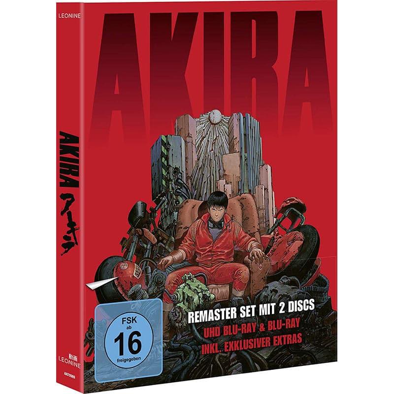 Akira – Limited Edition (4K UHD + Blu-ray) für 26.97€