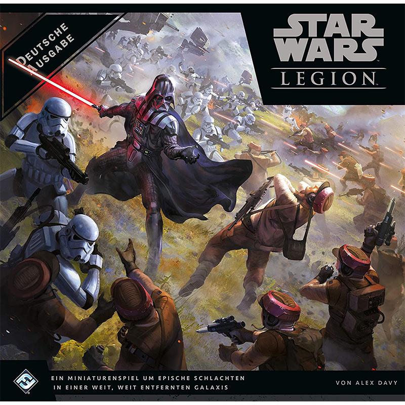 Star Wars: Legion Grundspiel (Deutsche Ausgabe) für 52,99€