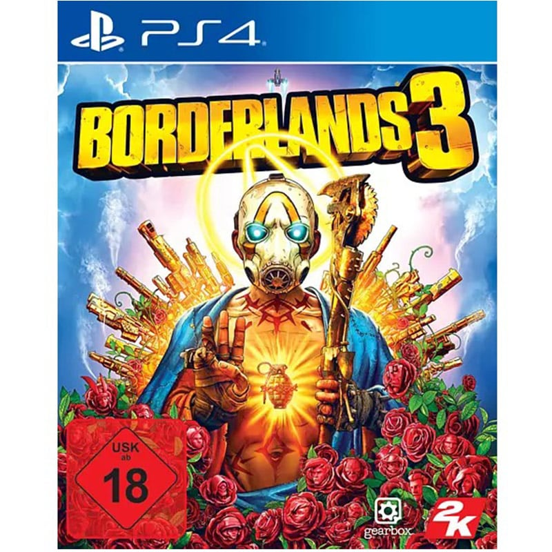 Borderlands 3 (Playstation 4) für 4,99€