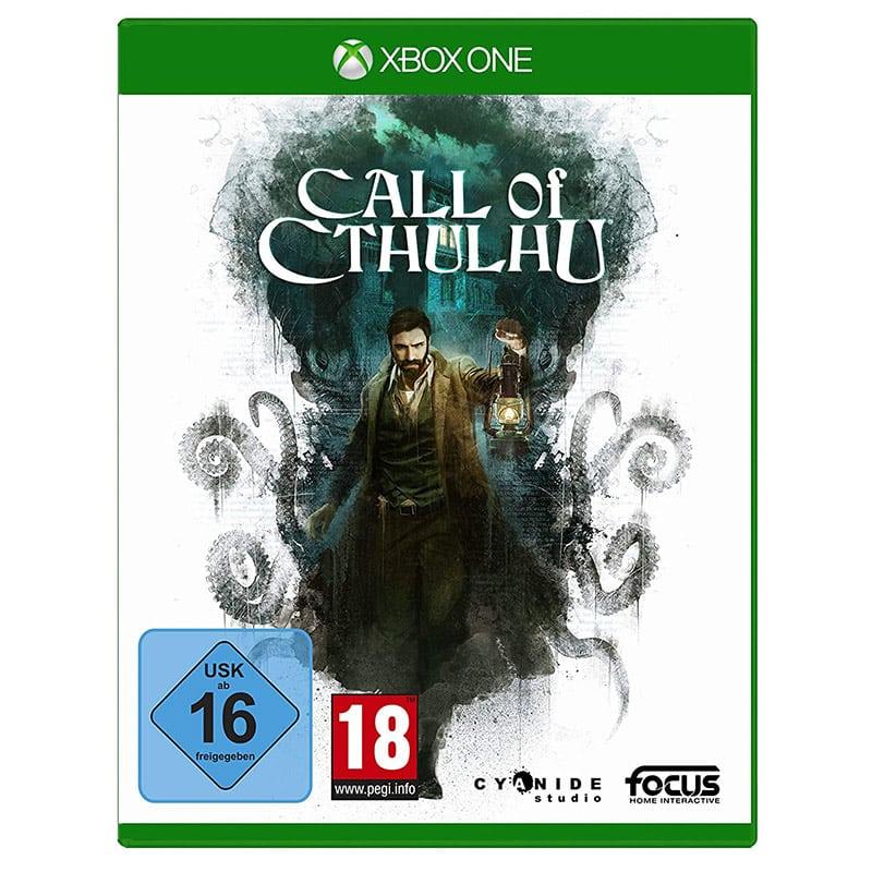 Call Of Cthulhu (Xbox One) für 8,99€