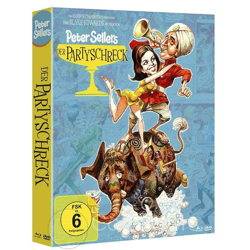 """""""Der Partyschreck"""" ab Februar 2021 in einer Blu-ray Special Edition"""
