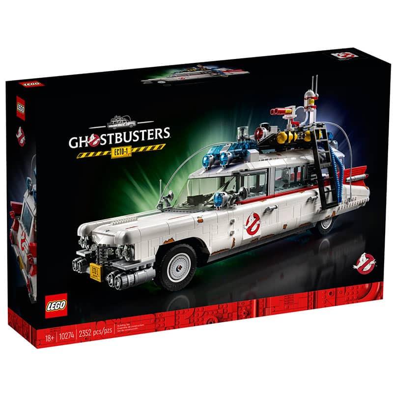 Lego Ghostbusters ECTO-1 (10274)