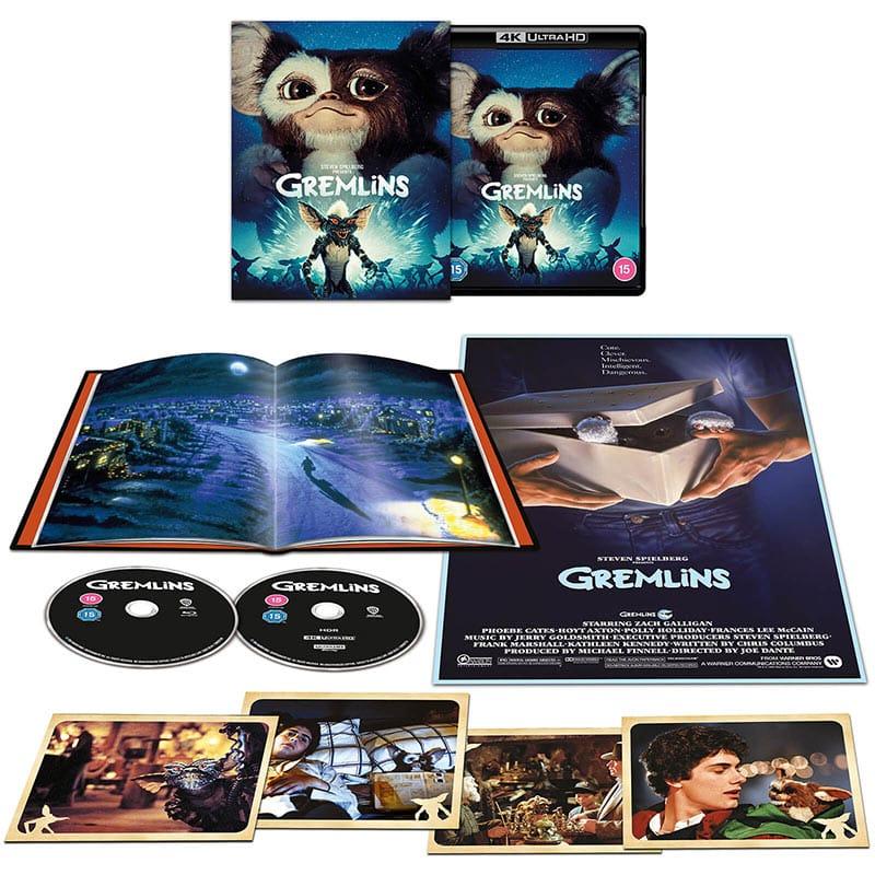 """""""Gremlins"""" ab 23. November in einer Zavvi exklusiven 4K Collectors Edition"""