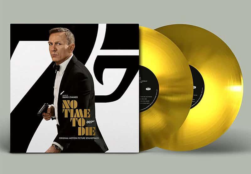 """Hans Zimmer: """"Bond 007: No Time to Die"""" Soundtrack ab Oktober 2021 in 6 Vinyl Sets – Update"""