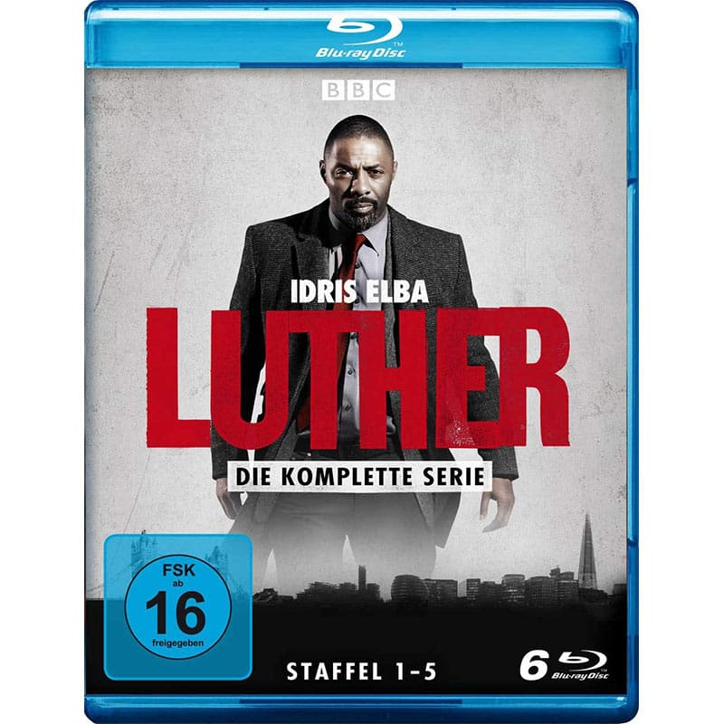 Luther Film 2021