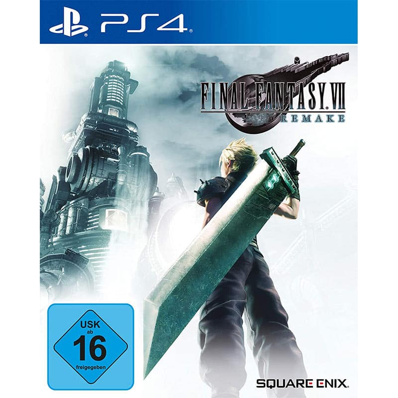 Final Fantasy VII HD Remake (Playstation 4) für 32,99€