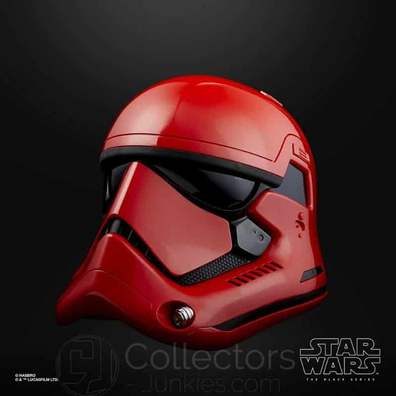 Star Wars: Captain Cardinal Helm 1/1 Replik (Hasbro | The Black Series)