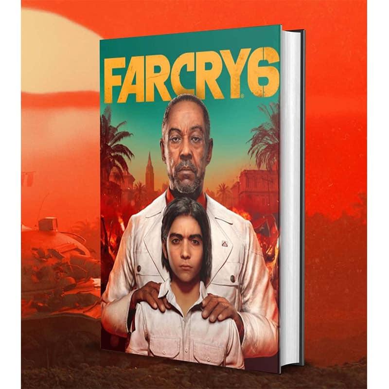 """""""The Art of Far Cry 6"""" ab Oktober 2021 in der gebundenen Ausgabe (Englisch)"""