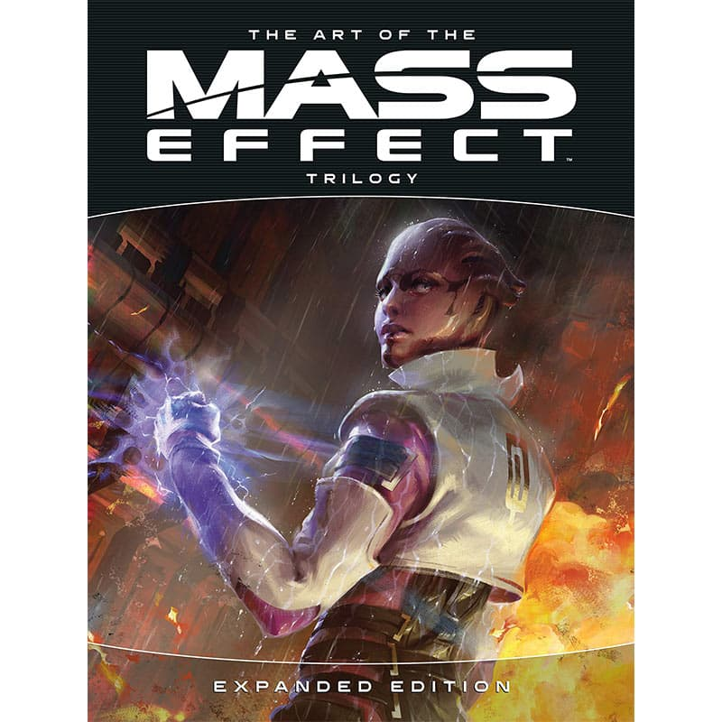 """""""The Art of the Mass Effect Trilogy"""" ab Februar 2021 in der Expanded Edition (Englisch)"""