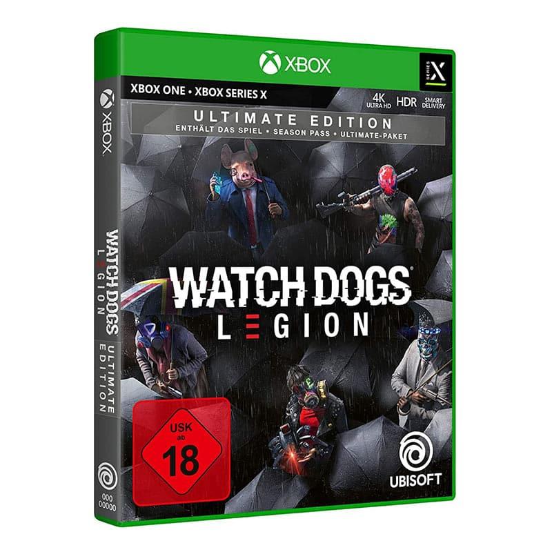 Watch Dogs Legion Ultimate Edition (Xbox One/ Series X) für 77,20€