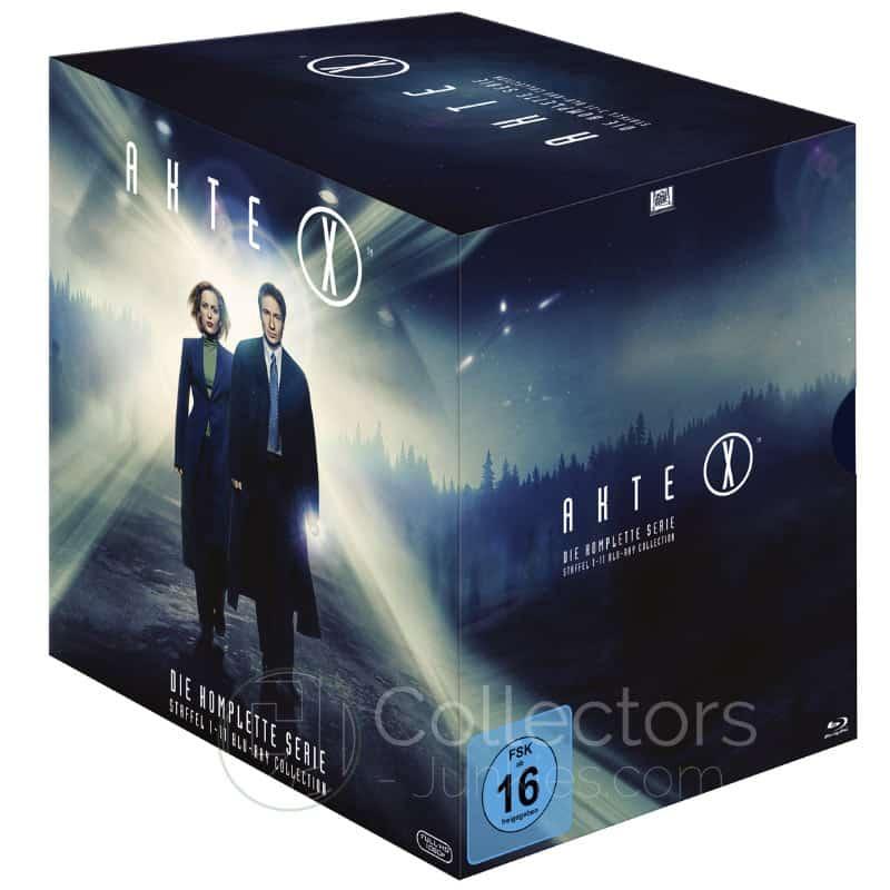 Akte X – Die unheimlichen Fälle des FBI – Staffel 1-1 in einer Blu-ray Komplettbox für 94,97€