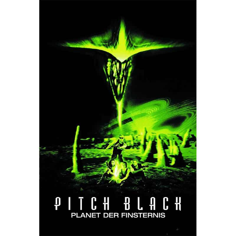 """""""PITCH BLACK"""" ab 2021 in einer 4K Ultimate Edition (Director´s Cut)"""