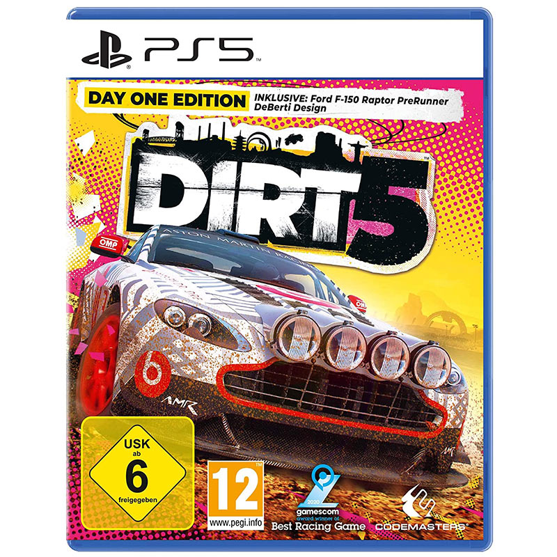 DIRT 5 – Day One Edition (Playstation 5) für 39,46€