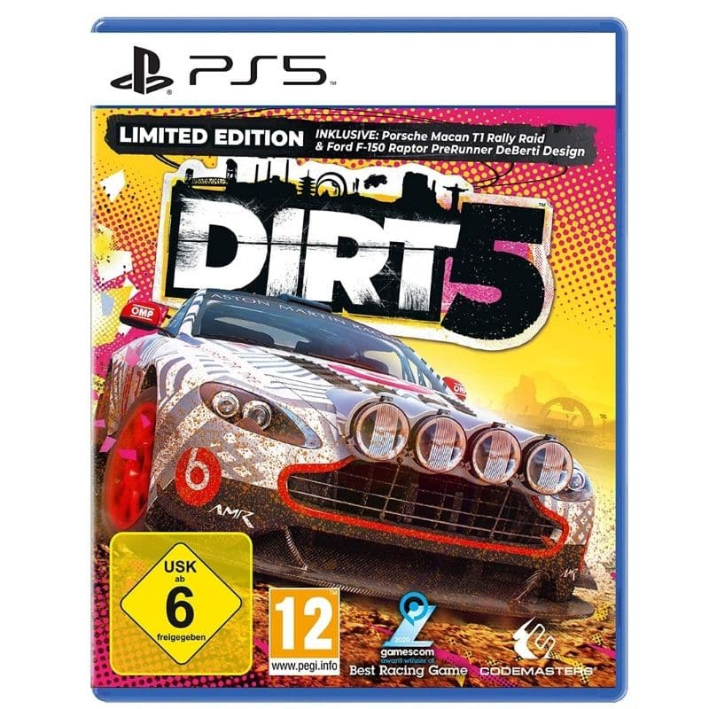 DIRT 5 – Limited Edition (Playstation 5) für 45,99€