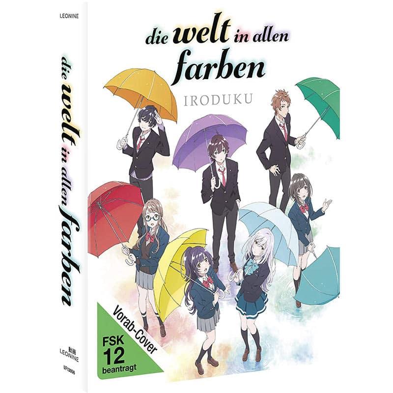 """""""Die Welt in Allen Farben – Iroduku"""" ab Februar 2021 in einer Blu-ray- und DVD Komplettbox"""