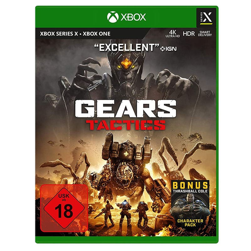 Gears Tactics (Xbox One/ Series X) für 24,99€