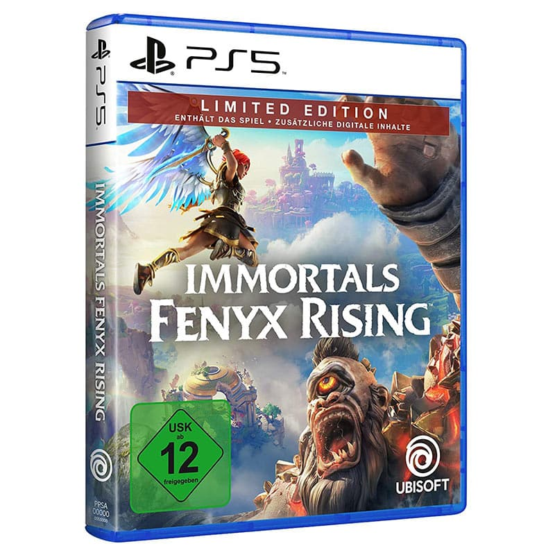 Immortals Fenyx Rising – Limited Edition (exklusiv bei Amazon) (PlayStation 5) für 53,45€