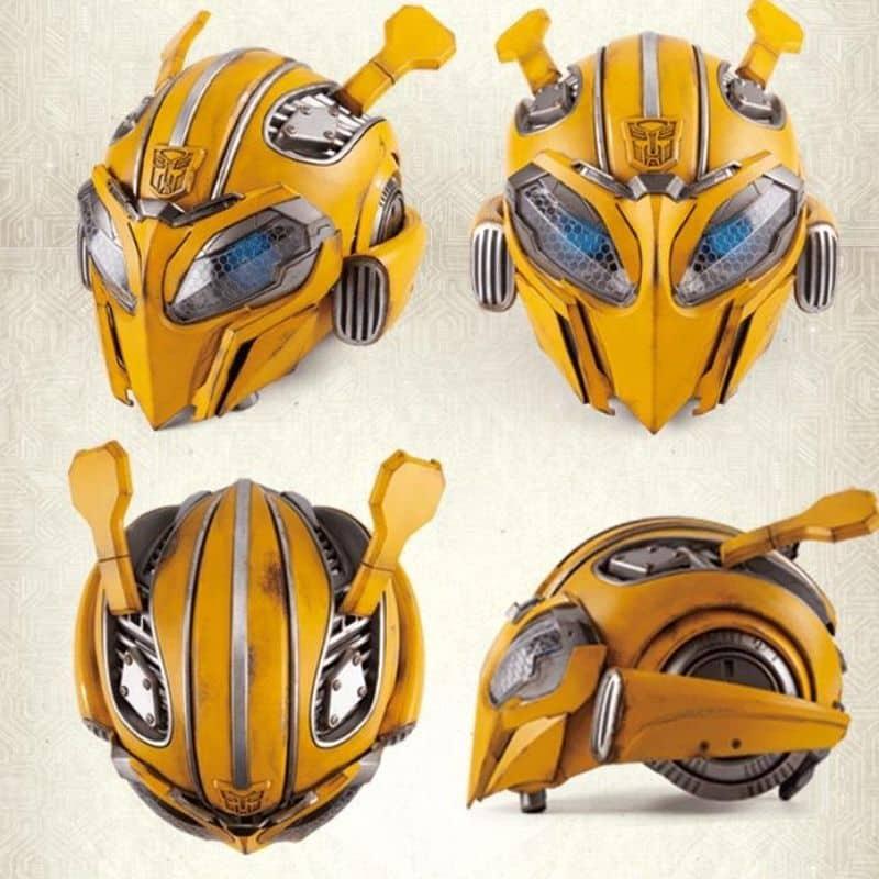 Transformers: Bumblebee Elektronischer Helm 1/1 Replik (Killerbody)