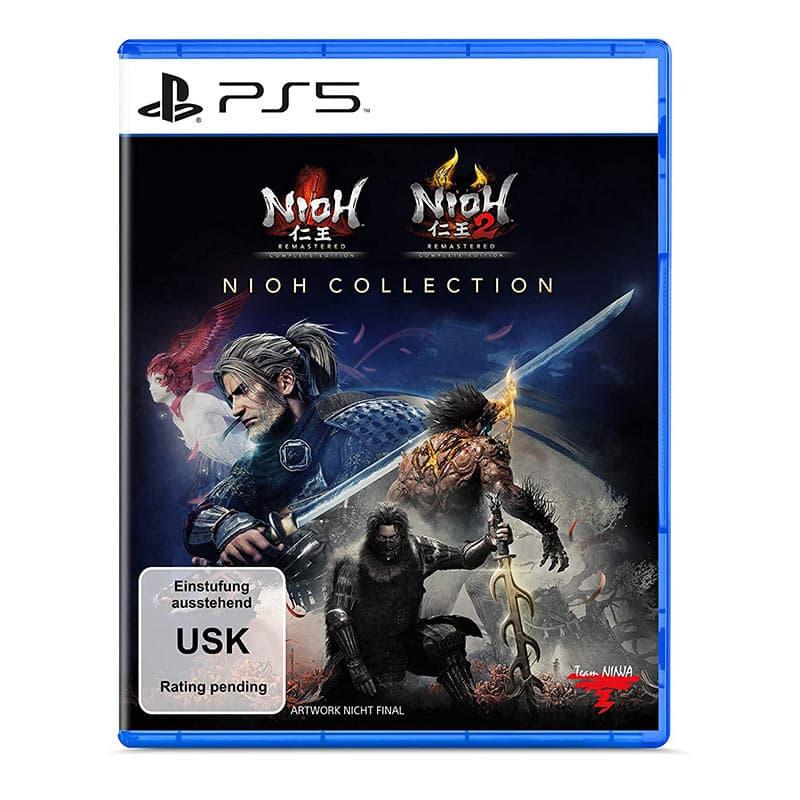 """NIOH Collection"" ab Februar 2021 für die Playstation 5"