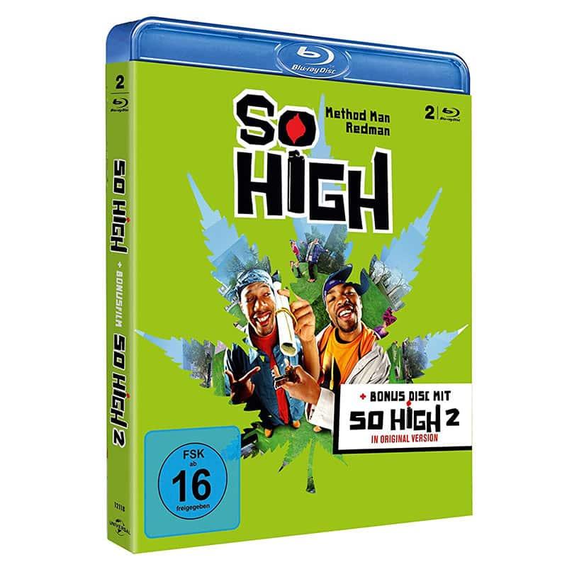 """SO HIGH 1&2"" ab September im Blu-ray Set"