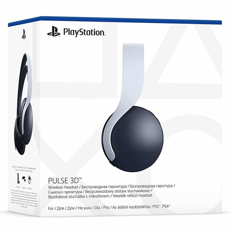 Sony PULSE 3D-Wireless Headset [PlayStation 5] für 99,99€