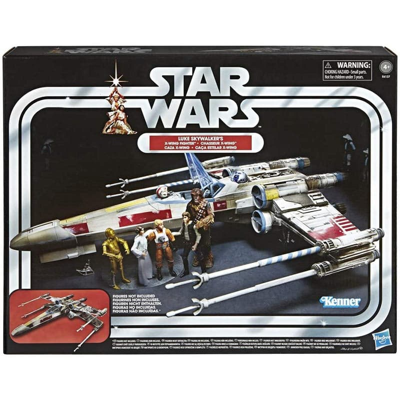Star Wars: The Vintage Collection – Episode IV A New Hope – Luke Skywalker'S X-Wing Starfighter (Hasbro) für 70,63€