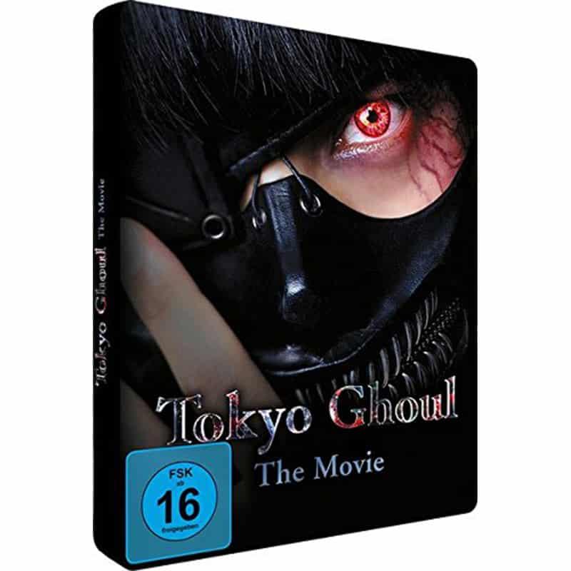 Tokyo Ghoul: The Movie 1 – FuturePak Edition (Blu-ray) für 13,60€