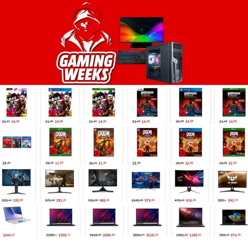 """""""Gaming Weeks"""" bei MediaMarkt und Saturn – unter anderem mit: Doom Eternal für 11,99€"""