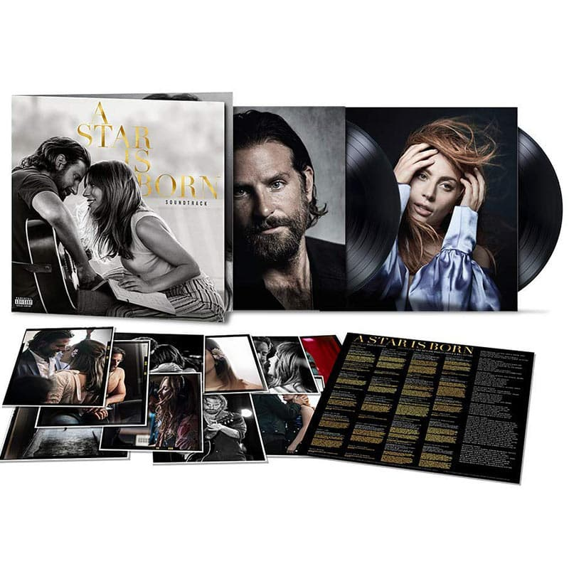 A Star Is Born: Soundtrack [Vinyl] für 20,78€