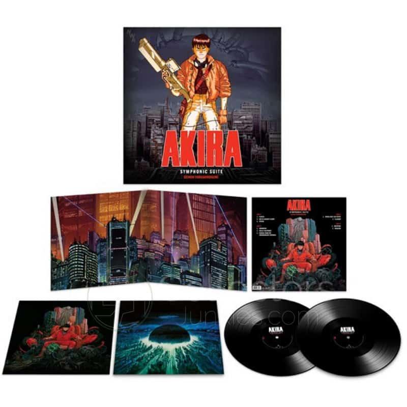 Akira – Symphonic Suite OST (Vinyl) für 30,38€