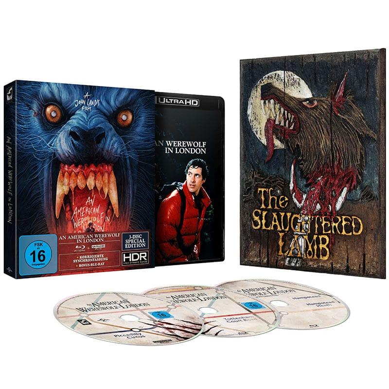 """""""An American Werewolf in London"""" ab März 2021 in einer 4K Special Edition"""