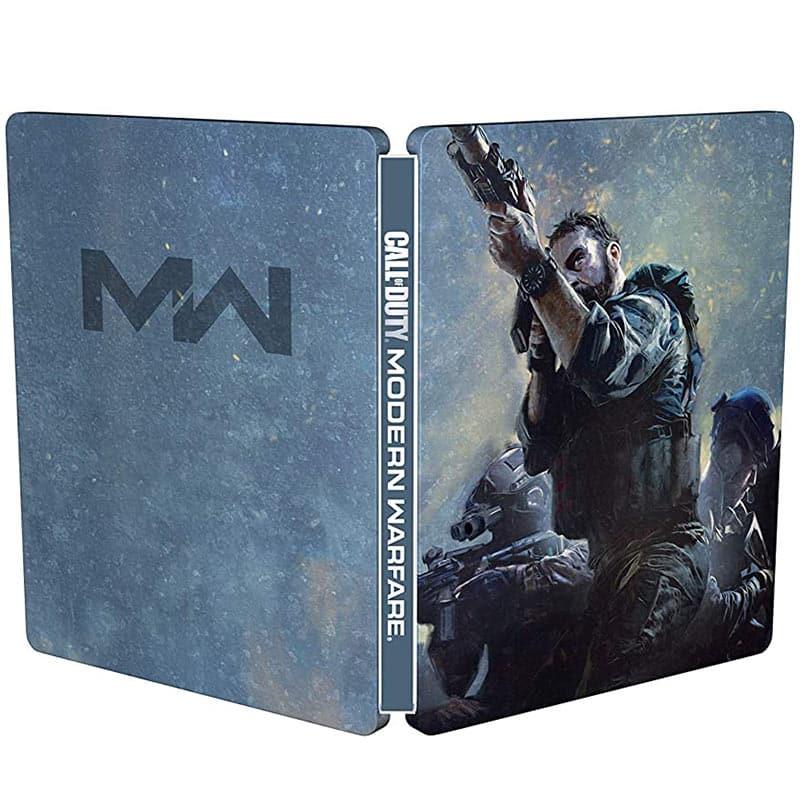 Call of Duty: Modern Warfare – Steelbook [enthält kein Spiel] für 3,64€