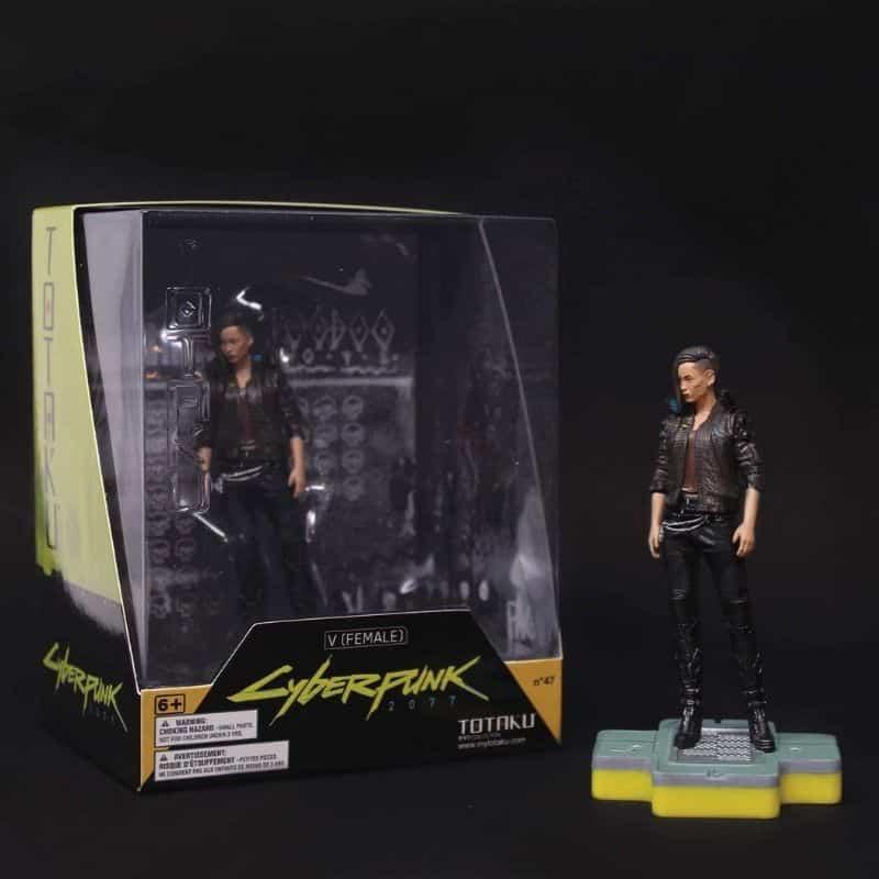 Cyberpunk 2077: V Female Figur (Totaku) für 12,99€