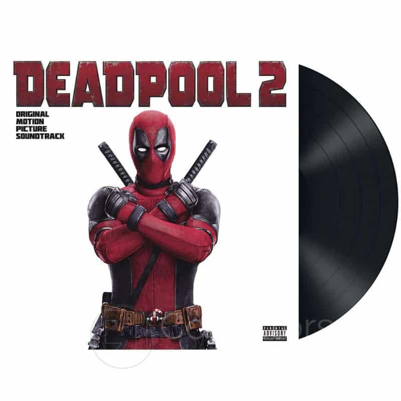 Deadpool 2 – Original Motion Picture Soundtrack (Vinyl) für 14,97€
