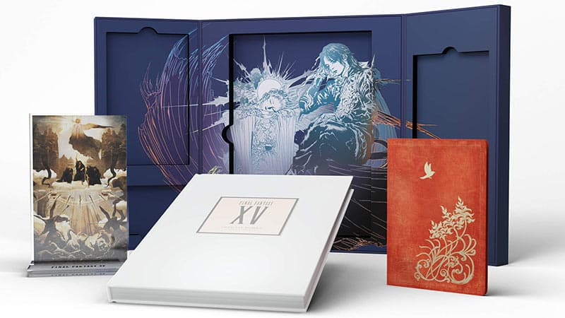 Final Fantasy XV: Official Works ab März 2021 in der Limited Edition