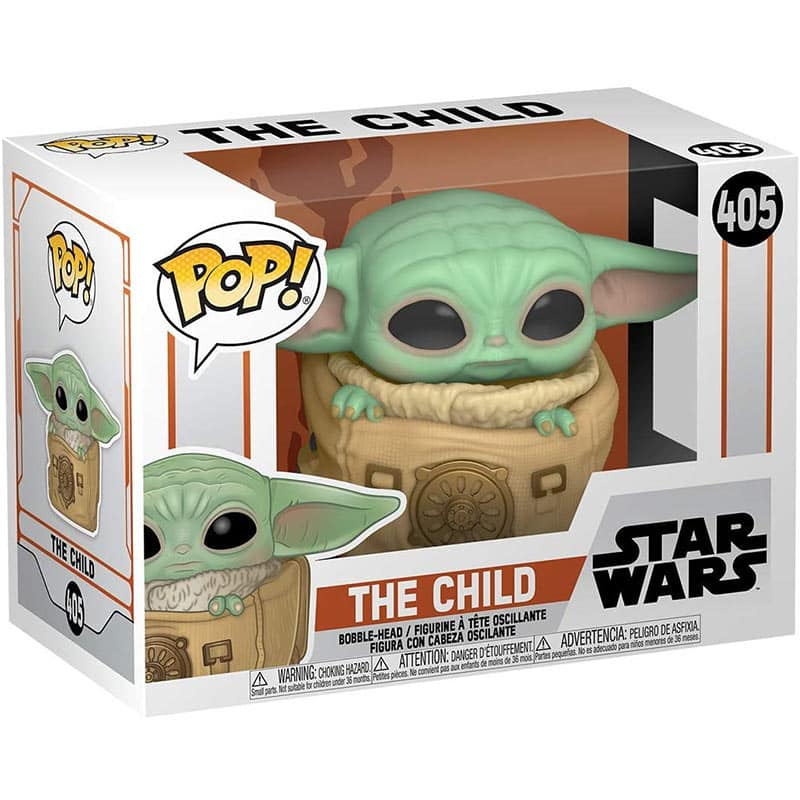 The Mandalorian Child in Bag (Funko POP!) für 21,59€