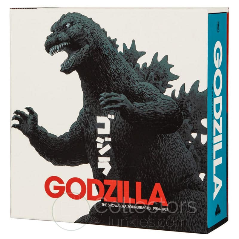 Godzilla: The Showa-Era Soundtracks 1954-1975 Vinyl Set