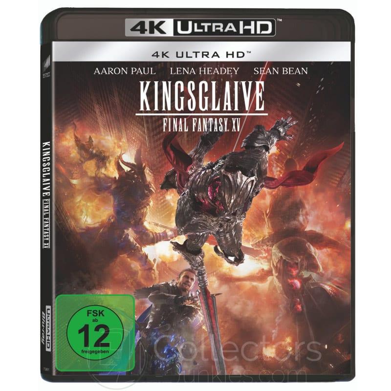 """Kingsglaive: Final Fantasy XV"" ab April 2021 auf 4K UHD"