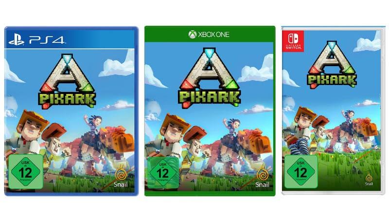 PixARK (Playstation 4, Xbox One, Nintendo Switch) für je 12,99€