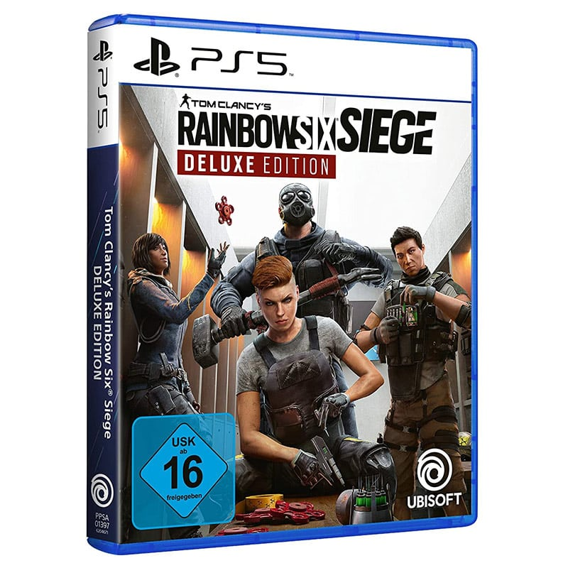 """Rainbow Six Siege"" ab März 2021 in der Deluxe Edition für Playstation 5 und Xbox Series X"