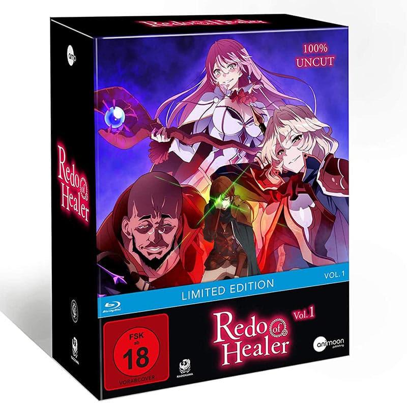 """""""Redo of Healer"""" erstes Volume ab Oktober 2021 in einer Blu-ray Limited Edition"""