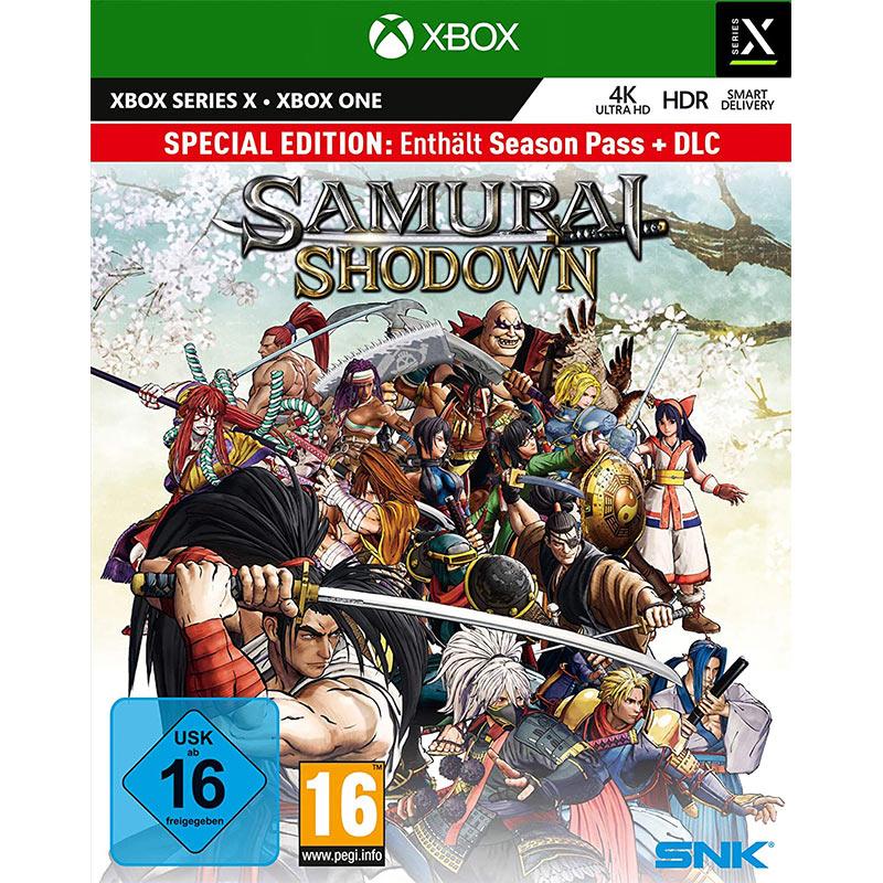 """""""Samurai Shodown"""" ab März 2021 als Special Edition für die Xbox Series X"""