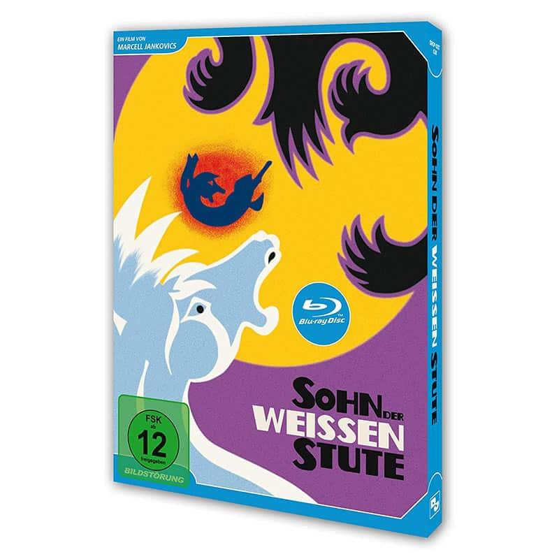 """""""Sohn der weissen Stute"""" ab Mai in einer Special Edition (Blu-ray)"""
