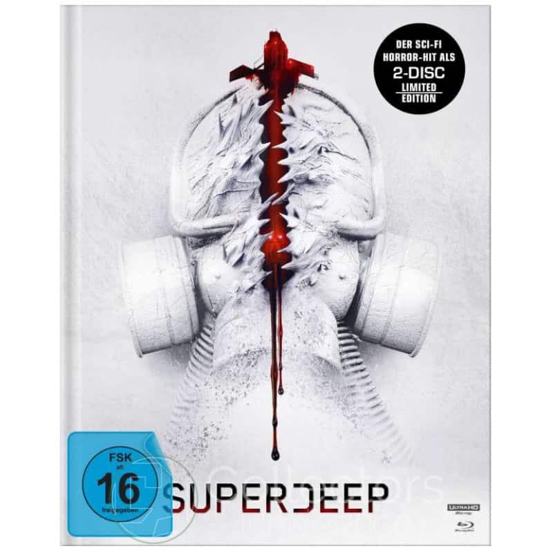 """Superdeep"" ab April 2021 im 4K Mediabook"