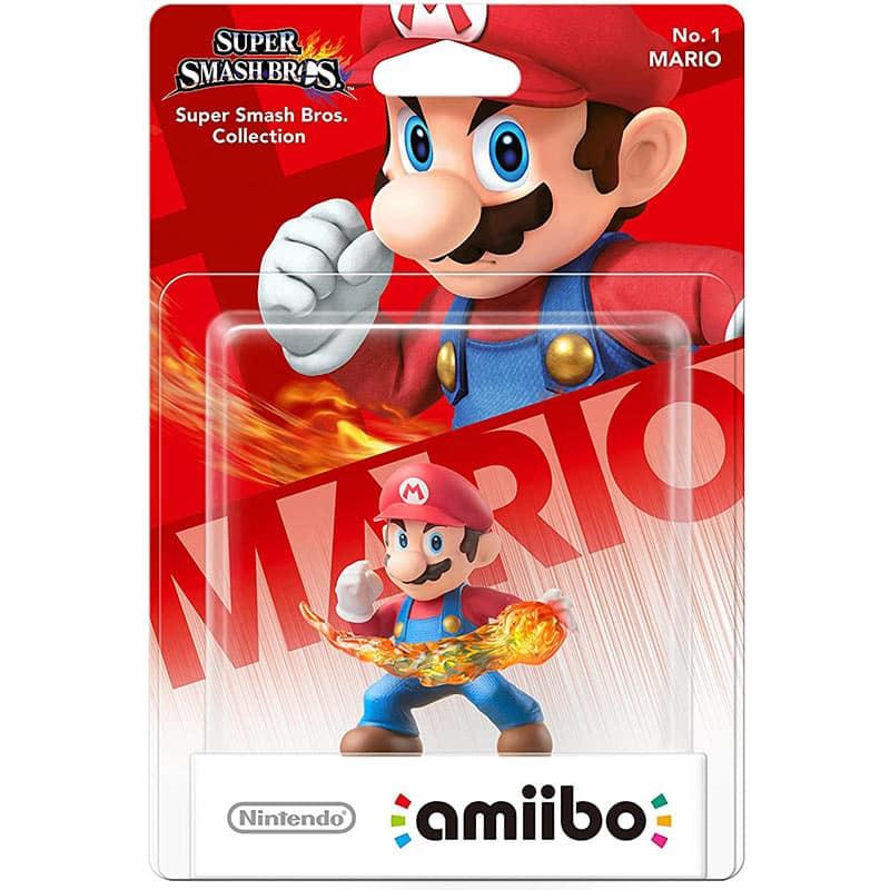Mario amiibo Figur (Smash Bros. Collection) für 14,99€