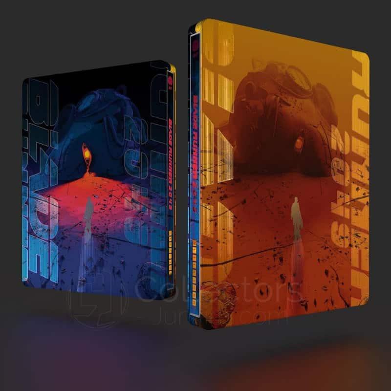 """""""Blade Runner 2049"""" erscheint in einer 4K Steelbook Edition (Mondo #49)"""